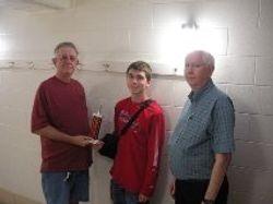 Craig Hines , John Marcsik, (4pts, Expert trophy.), Chuck Jones